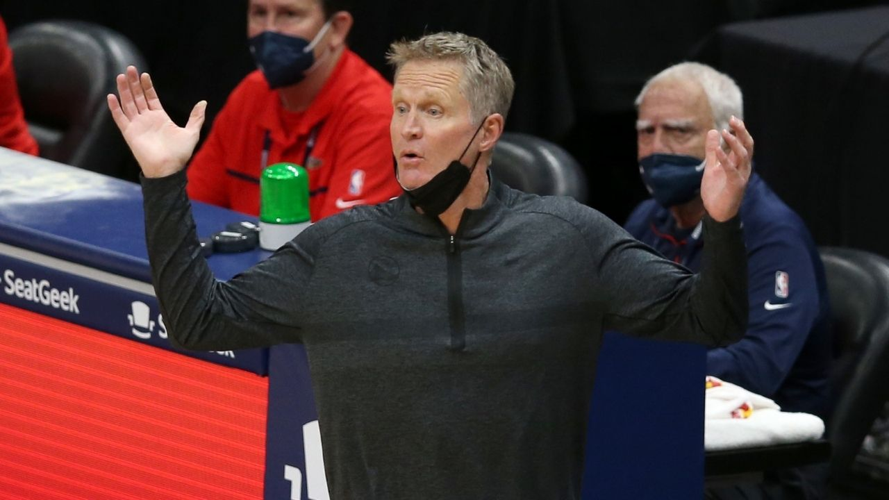 """""""Making that shot after Michael Jordan passed it to me boosted me to another level"""": Steve Kerr retrospectively looks back at 1997 NBA Finals game winner for the Bulls vs Utah Jazz"""