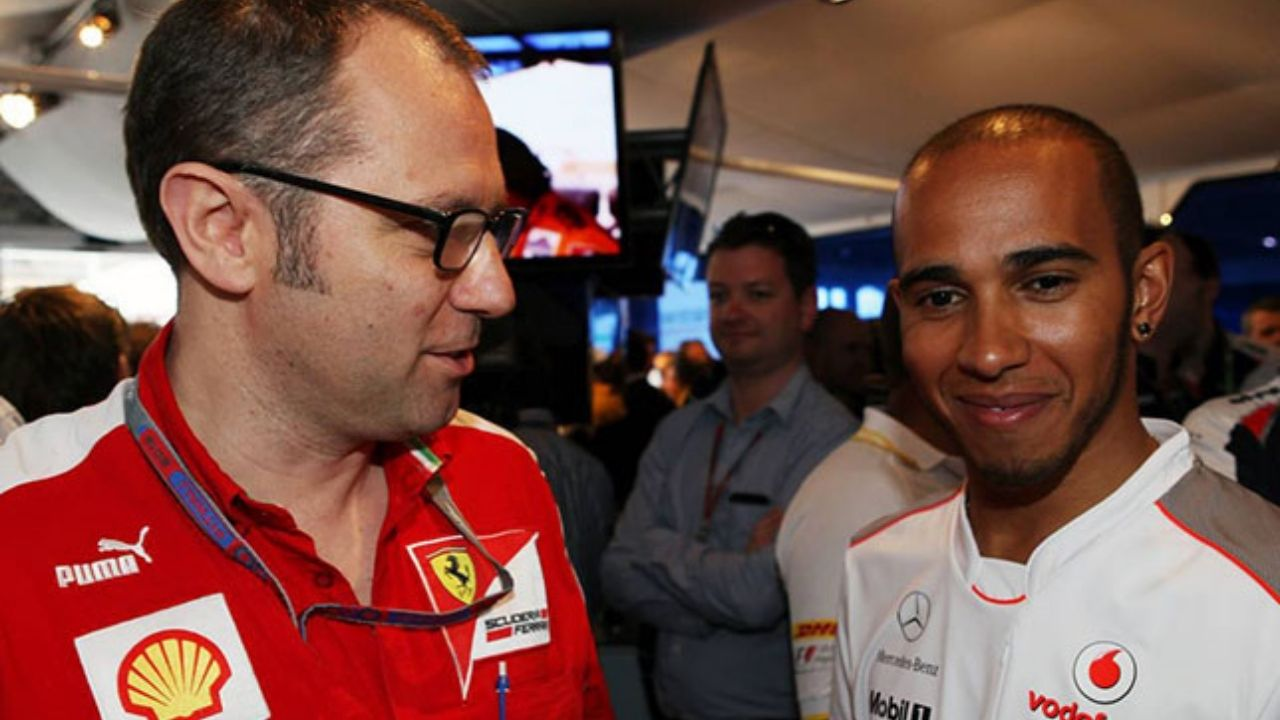 """""""One day they may retire"""" - Stefano Domenicali confident Lewis Hamilton retirement will not negatively impact F1"""