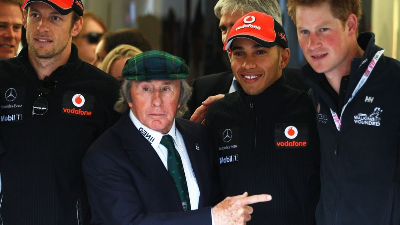 """""""The crown jewel of Formula 1"""" - Sir Jackie Stewart reveals his favourite for the Monaco Grand Prix"""