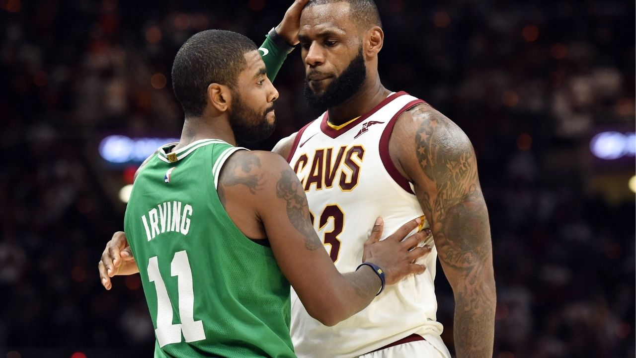 """""""We thought LeBron James and Kyrie Irving would leave"""": Former teammate of now Lakers star claims the Cleveland Cavaliers had internal struggles in 2016-17"""