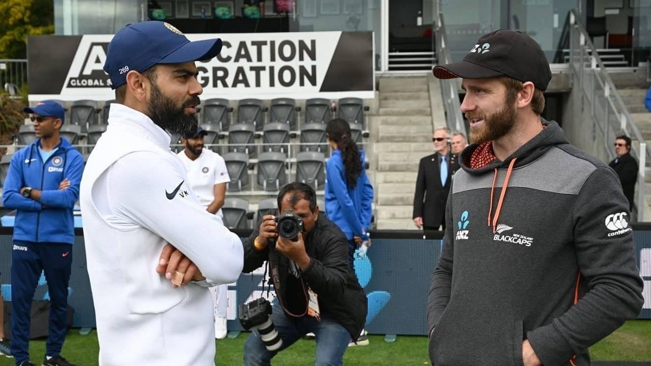 """""""Kane may score more runs that Virat"""": Michael Vaughan predicts Kane Williamson outdoing Virat Kohli in WTC Final"""