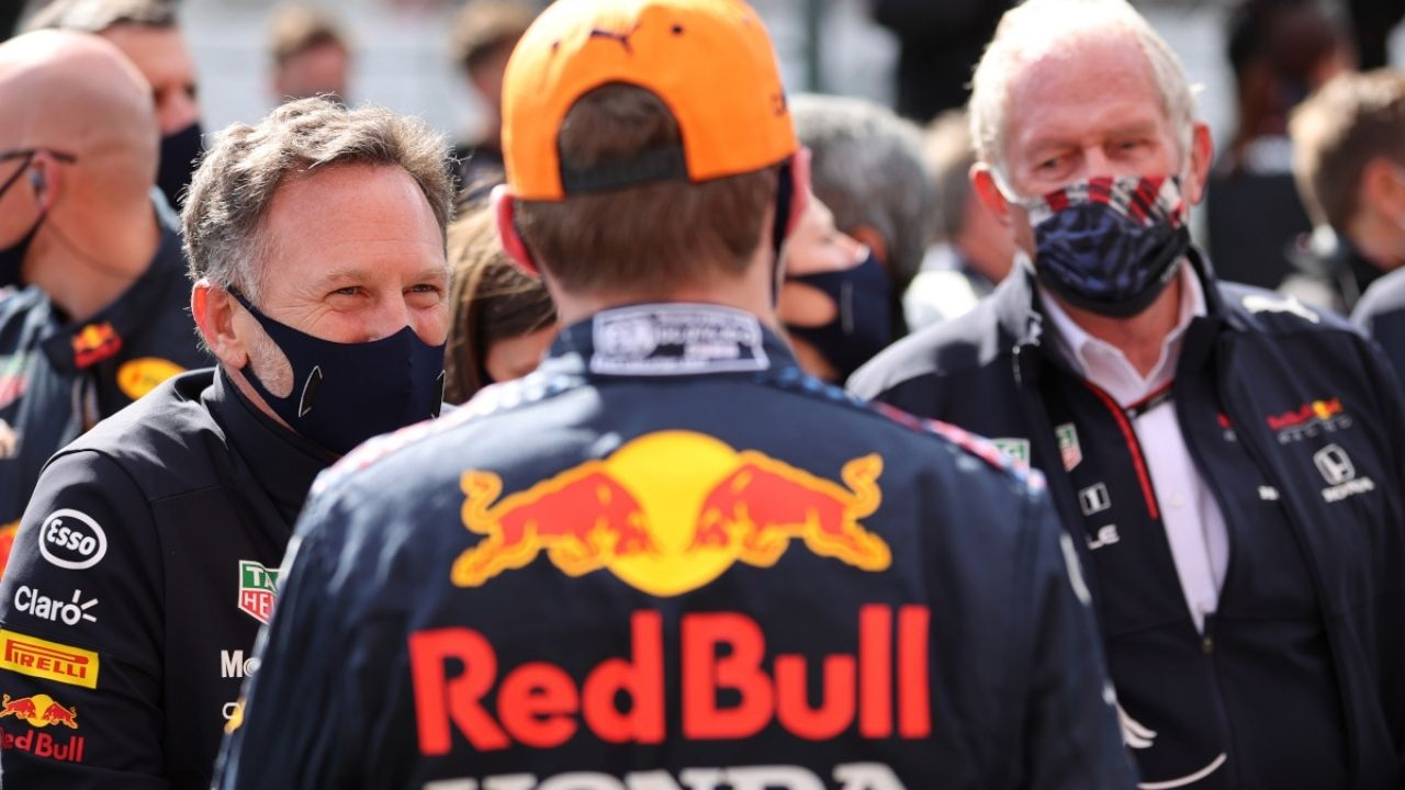 """""""Helmut is like a father to me"""" - Max Verstappen chooses better racing driver between Christian Horner and Helmut Marko"""