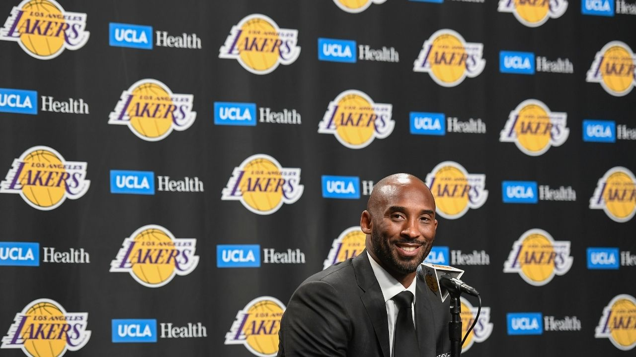 """""""Kobe Bryant was the best decision we ever made"""": Jerry West lauds the decision the Lakers made by drafting Kobe Bryant in 1996"""