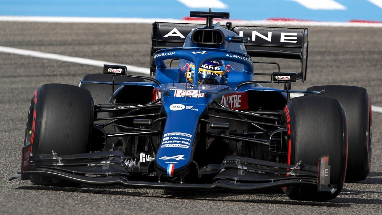"""This weekend they seem a lot more competitive""– Lando Norris fears Alpine"