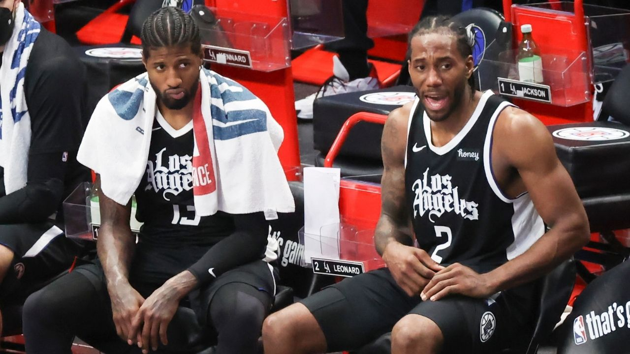 """""""The Job's not done yet"""": Kawhi Leonard channels his inner Kobe Bryant as Clippers tie the series at two apiece"""