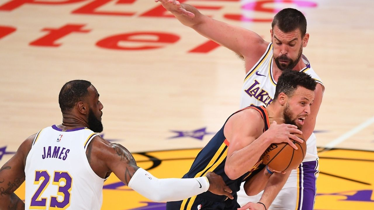 Western Conference Play in Tournament matchups: How can LeBron James' Lakers and Stephen Curry's Warriors make the playoffs?