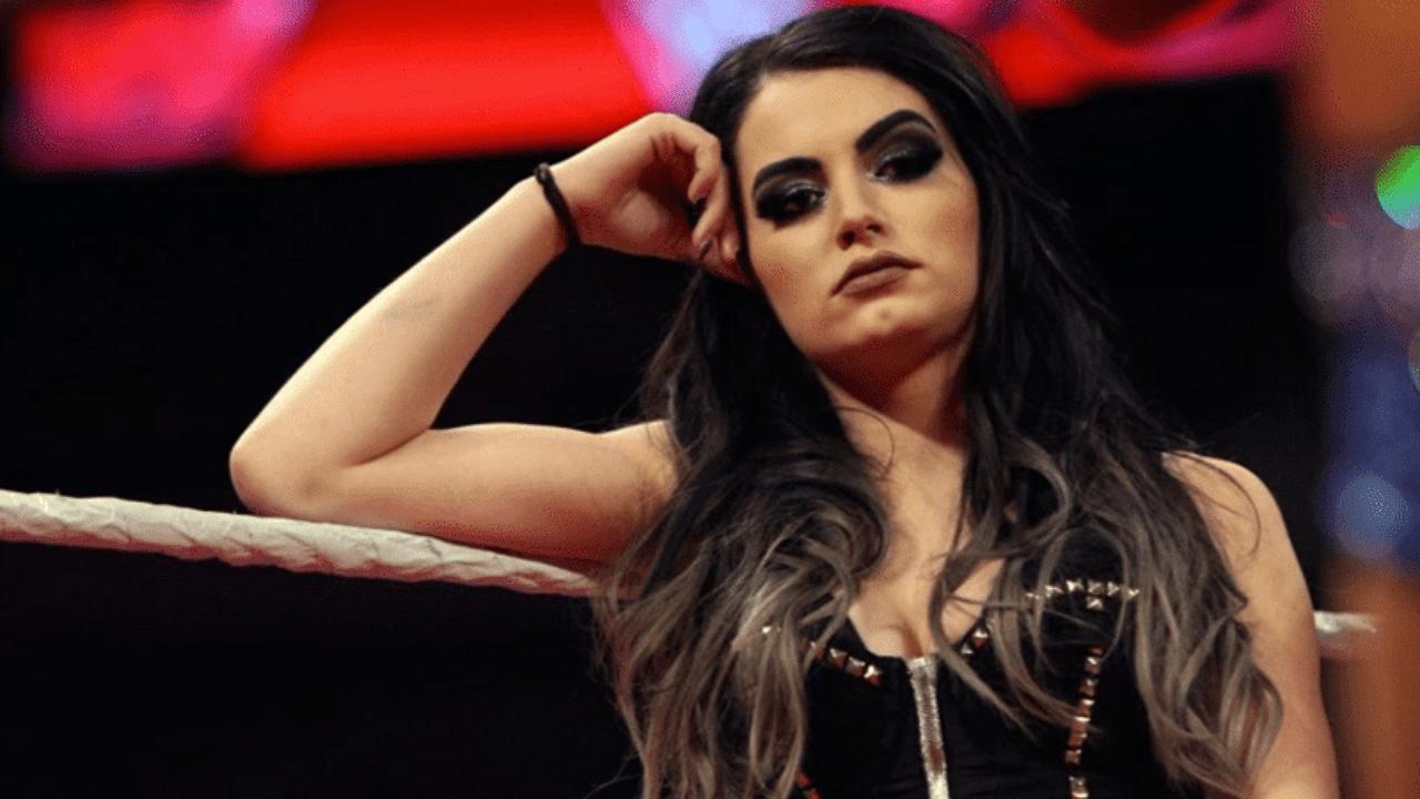 Twitch ban former WWE Superstar Paige