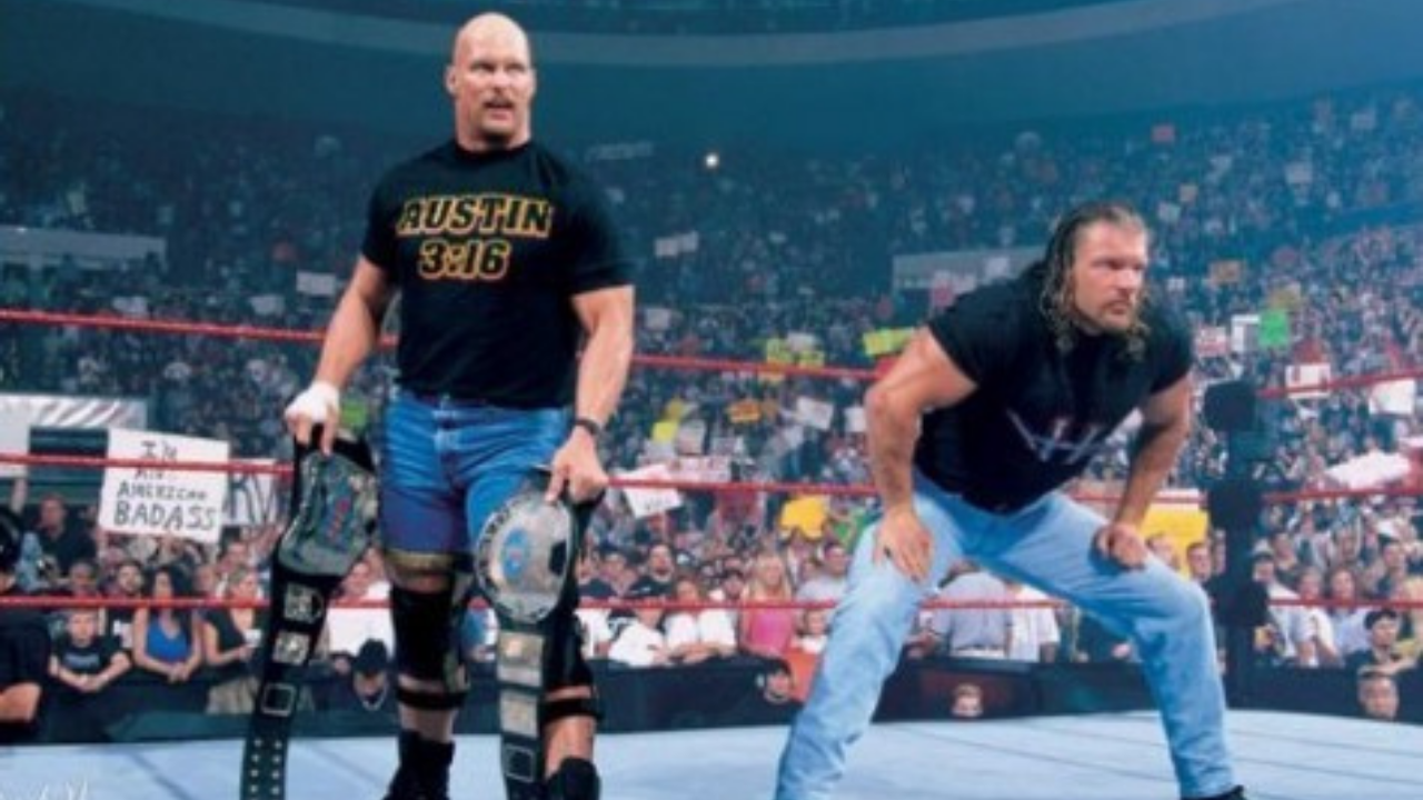 Stone Cold Steve Austin recalls working with Triple H as part of The Two-Man Power Trip