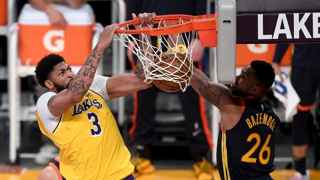 """""""Anthony Davis has nothing to prove"""": Lakers star releases confident statement ahead of LeBron James and co's series vs Chris Paul's Phoenix Suns"""