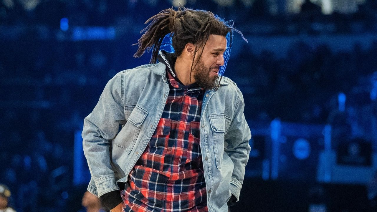 """""""LeBron James has to do so much more just to stay ahead"""": Grammy-winning rapper J Cole pays tribute to the Lakers star's work ethic and longevity"""