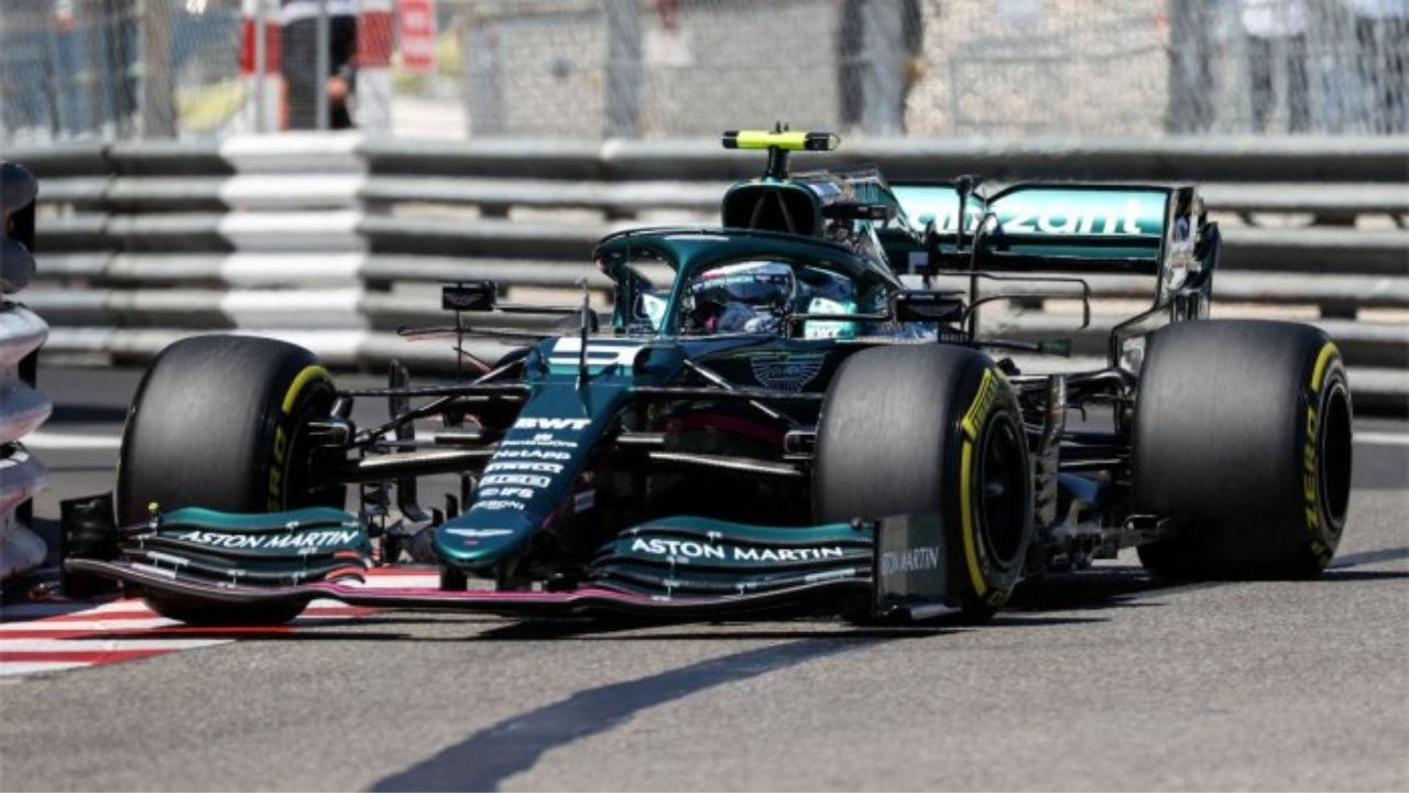 """""""Vettel was better than the car""""– Former F1 driver impressed with Aston Martin star's rejuvenating race in Monaco"""