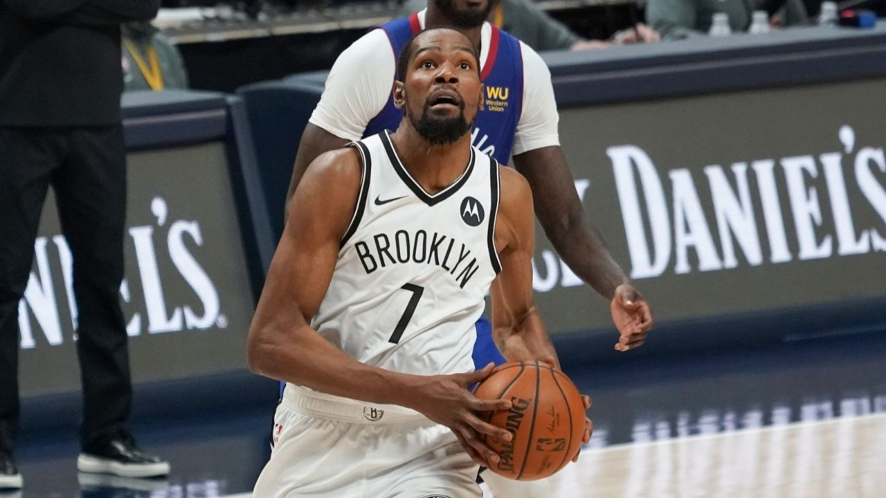"""""""Kevin Durant finished off the Globetrotters move"""": Nets display full offensive arsenal on the break in win against Cleveland Cavaliers"""