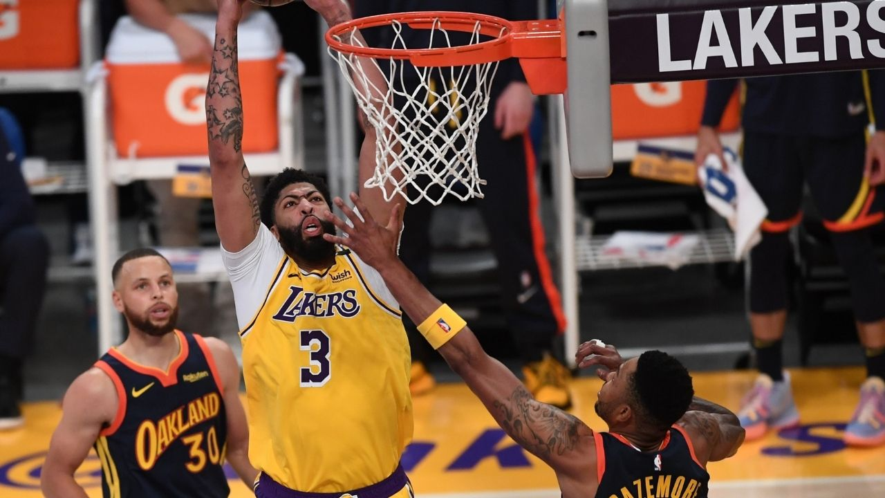 """""""Lakers have a lot of doubt in their locker room"""": Anthony Davis laughs at the notion of LeBron James and co lacking chemistry during play in game"""