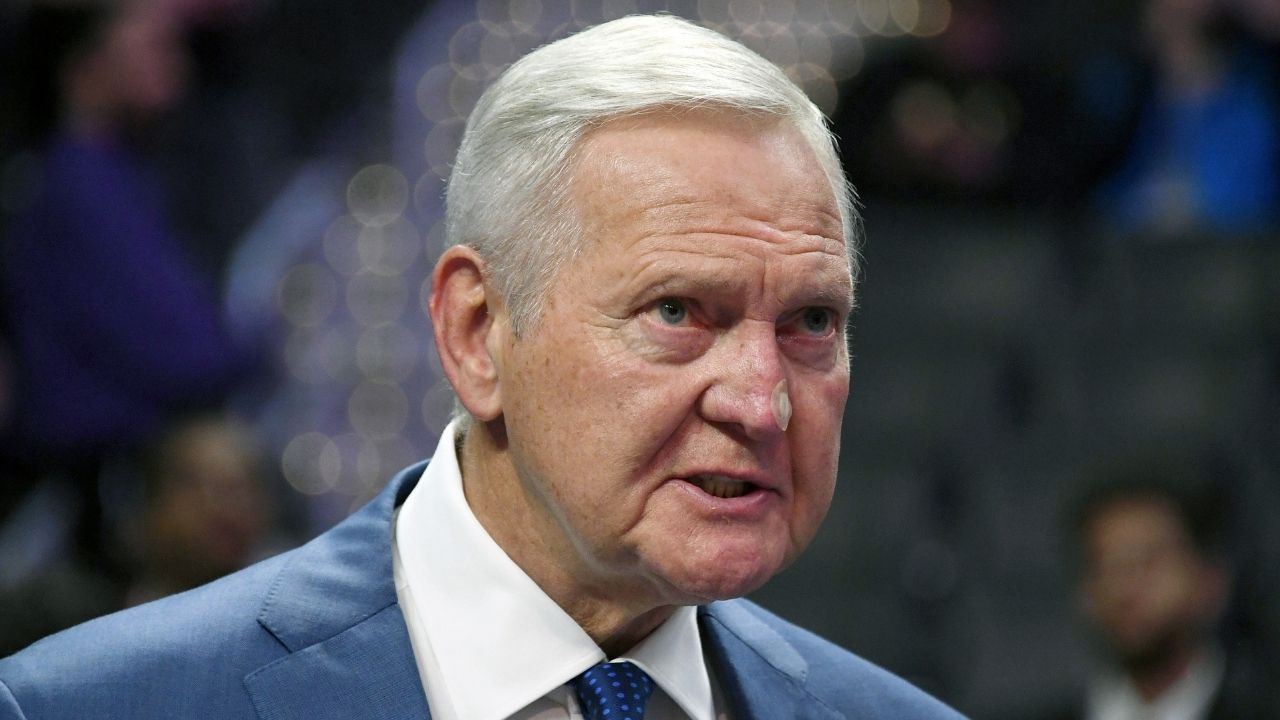 """""""Jerry West is p***** about Jeanie Buss"""": Logo West incensed by Lakers owner for snubbing him from her list of top-5 all-time Lakers"""