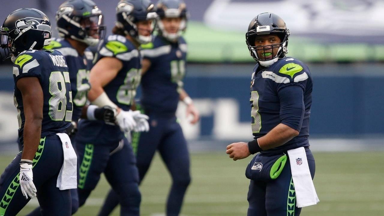 """Seahawks are a top 6 team"" Colin Cowherd believes Seattle Seahawks had a fantastic offseason for NFL 2021 Season"