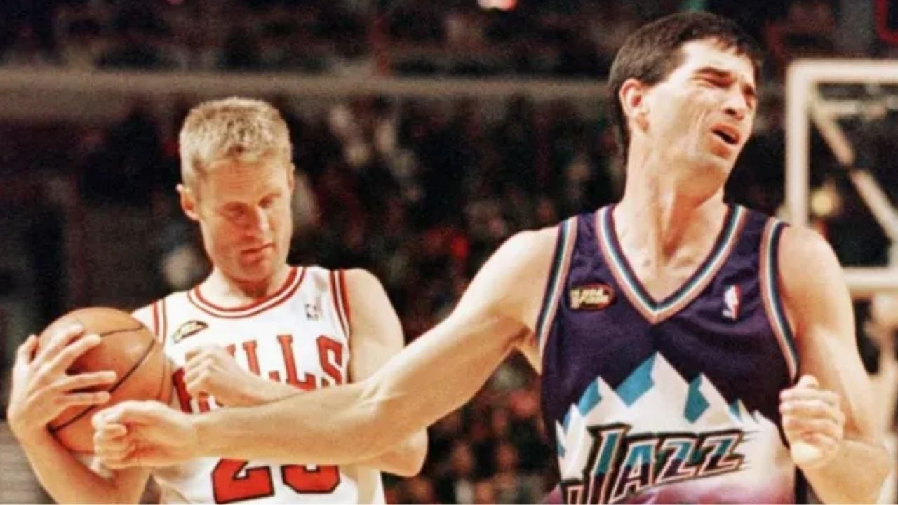 """John Stockton was a dirty b*****d"": Warriors' Head Coach Steve Kerr talks about the Utah Jazz legend"