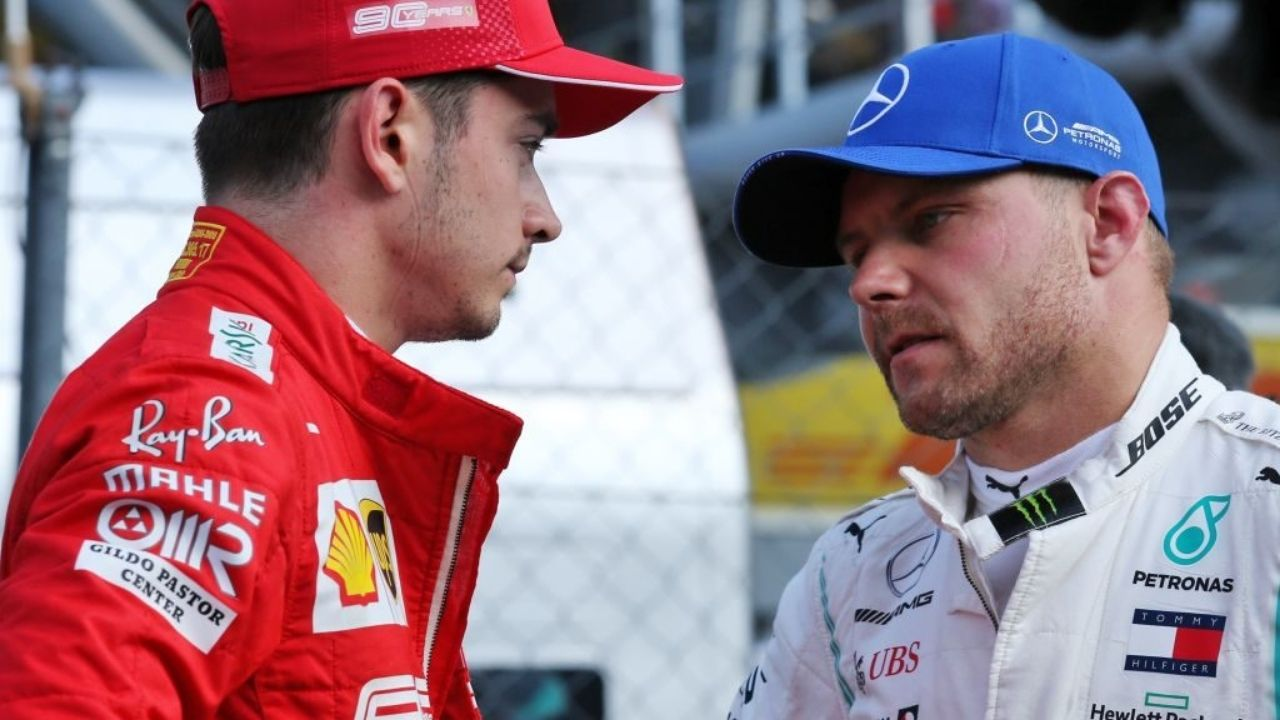 """""""We should have had a shot for pole in the last run"""" - Valtteri Bottas incensed with Charles Leclerc after Monaco qualifying 'crashgate'"""