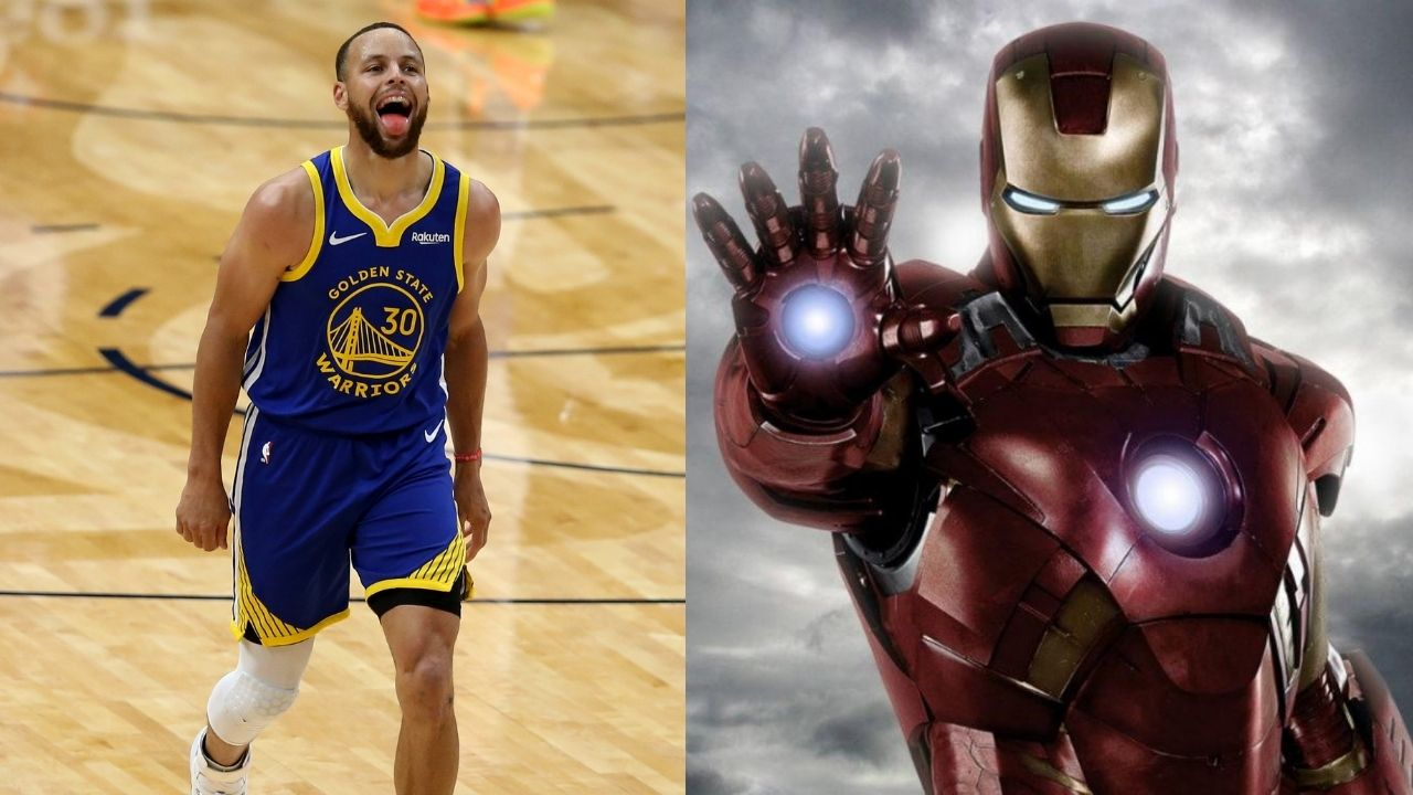 """""""Stephen Curry is like Iron Man! He built himself"""": NBA Champion Channing Frye compares Warriors' superstar to Marvel's Avengers' superhero"""