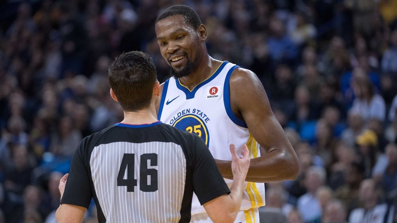 """""""Lies"""": Kevin Durant deletes his reply to a Twitter thread claiming that he shot the Warriors out of the series against the Rockets in the 2018 playoffs"""