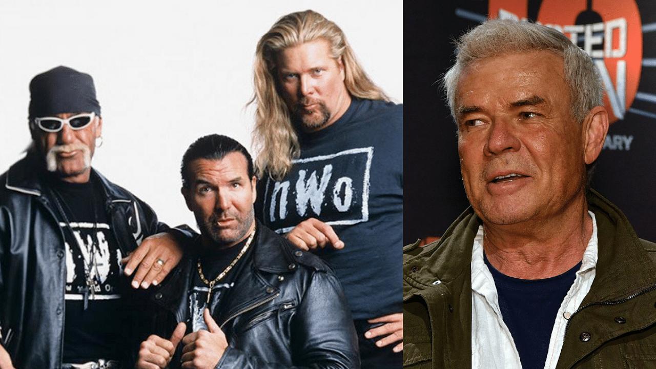 Eric Bischoff says only Hulk Hogan had creative control in WCW
