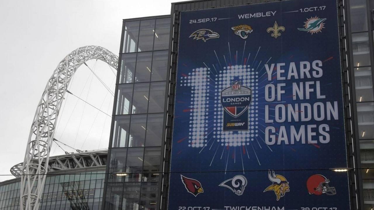 NFL International Games 2021