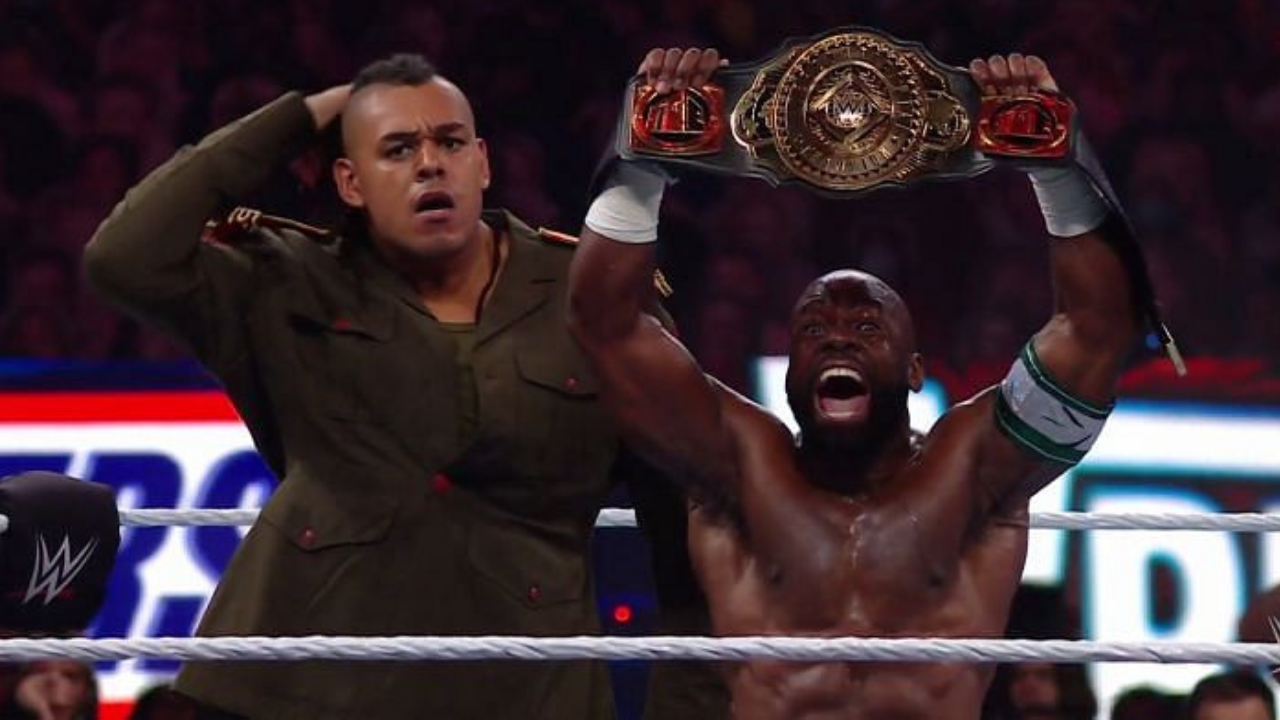 WWE announce Fatal Four Way match for the Intercontinental Championship