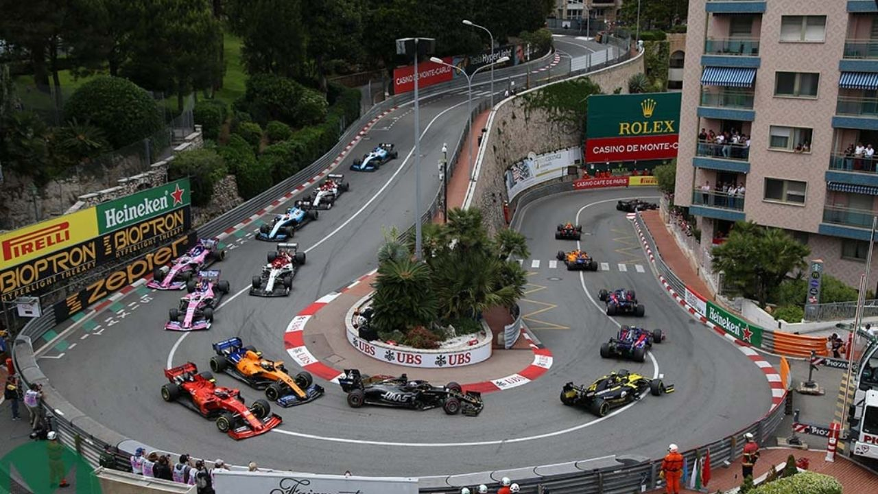 """""""Drivers are so well prepared for circuits like Monaco""""- Charles Leclerc"""
