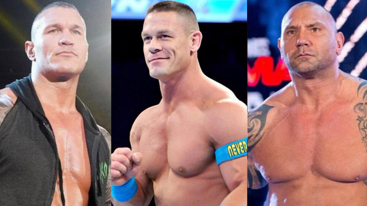 """Randy Orton accuses John Cena and Dave Batista of using WWE """"as a jumping board"""" for Hollywood"""