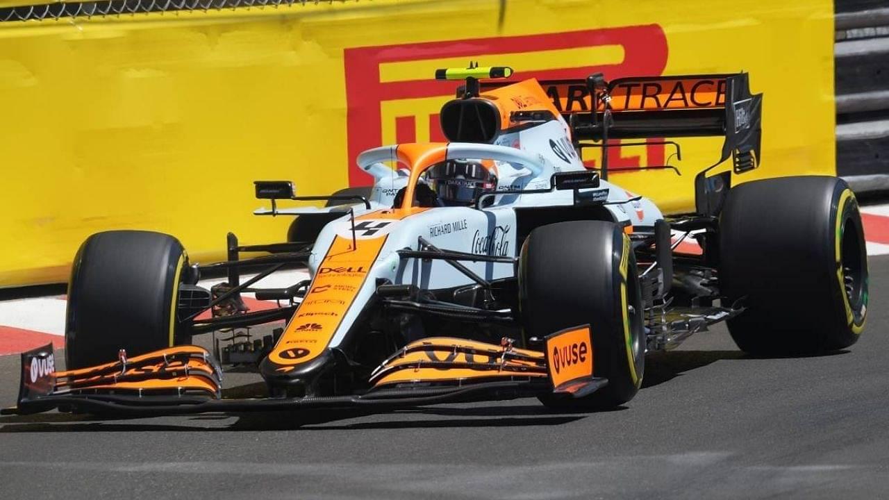 """""""One of the best Lando Norris laps ever""""– Lando Norris' judgement on Monaco qualifying"""