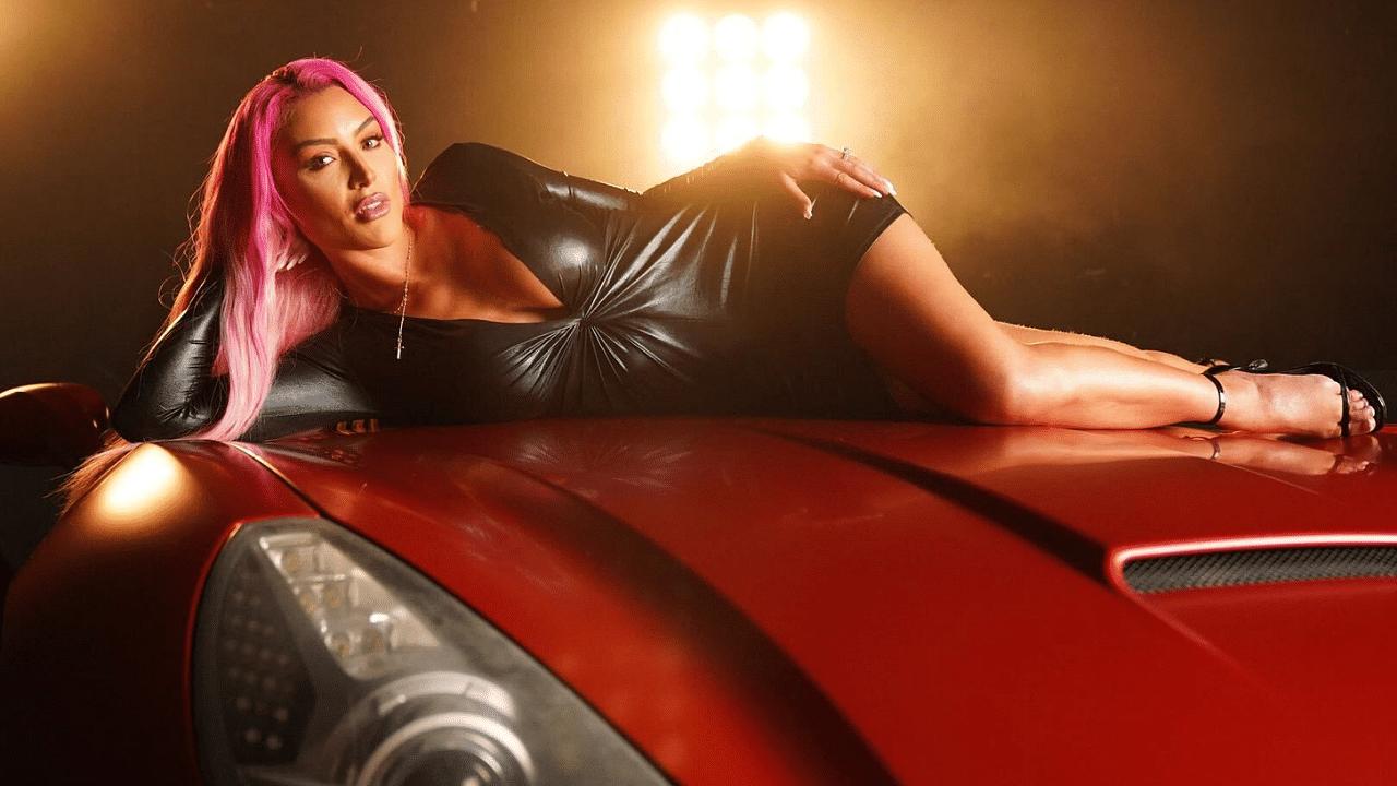 Eva Marie announces WWE Return on Monday Night RAW
