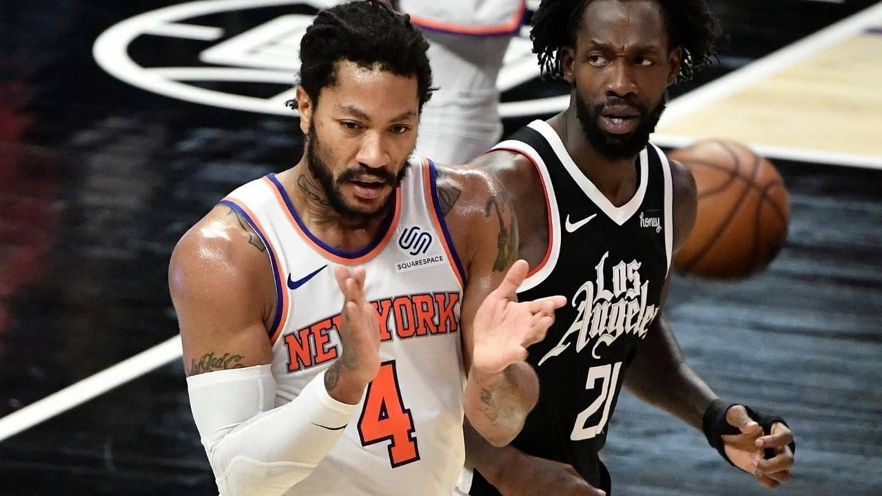 """Derrick Rose has turned New York Knicks around"": How the 2011 NBA MVP has supercharged Tom Thibodeau's offense alongside Julius Randle"