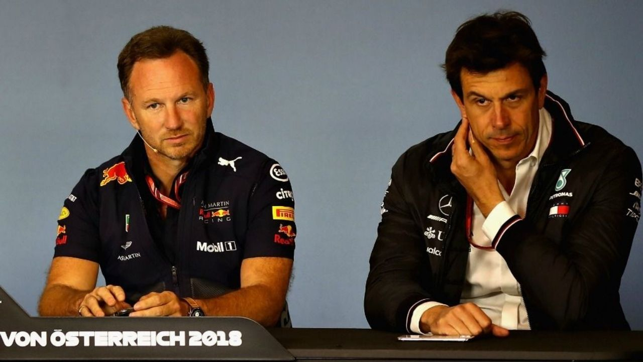 """""""Toto has had it far too easy for the last seven years""""– Christian Horner"""