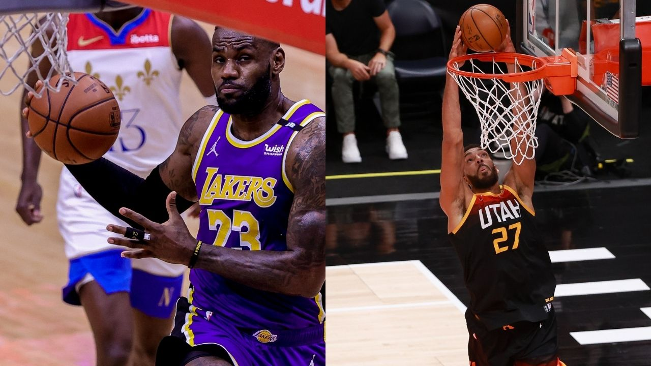 """""""The LA Lakers will lose against the Utah Jazz"""": Charles Barkley firmly believes LeBron James and co will have a better chance against Chris Paul and the Suns in the Playoffs"""