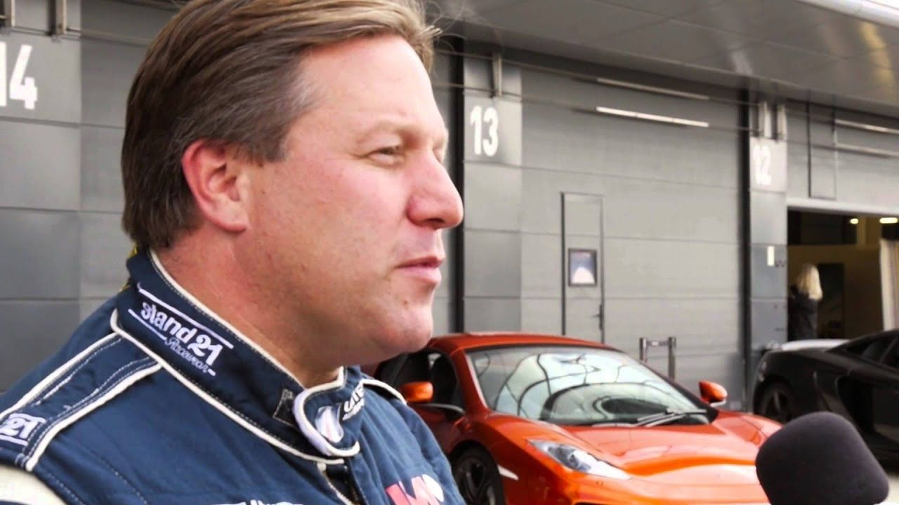 Zak Brown F1: Net Worth, Racing Career, and all you need to know about the McLaren Racing CEO