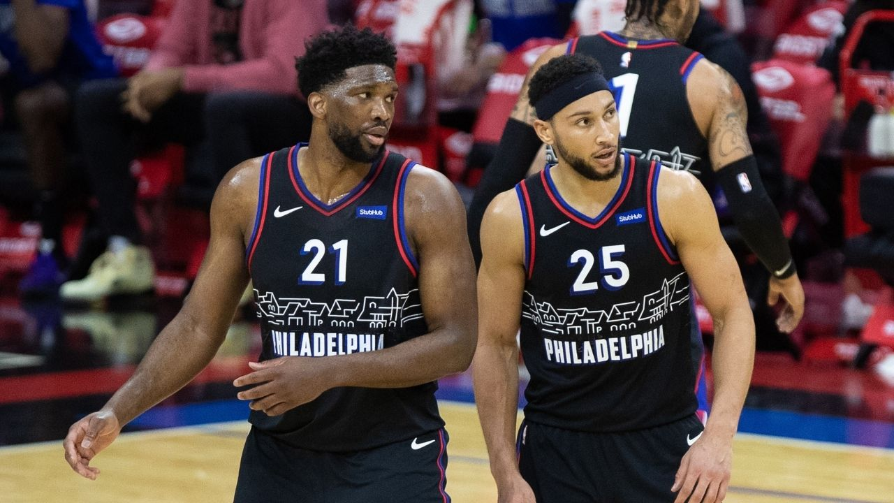 """Joel Embiid and Ben Simmons have a 30-6 record together"": How Sixers' Process duo is one of the most dominant pairs in the NBA"