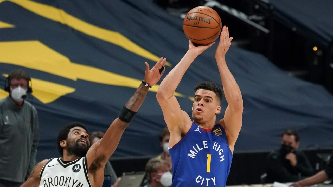 """""""Michael Porter Jr is turning into his own player"""": Kevin Durant notes how well the Nuggets youngster has developed his scoring skillset"""
