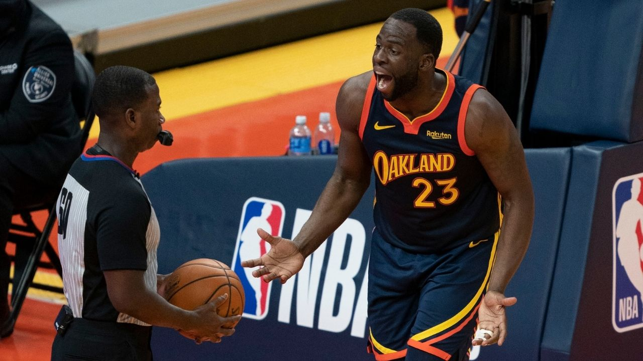 """""""I fell in the draft because everyone wondered who would I guard?"""": Draymond Green talks about what pushed him to become a defensive champion"""