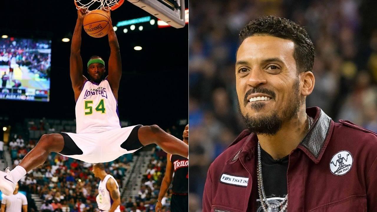"""Kwame Brown should be mad at Michael Jordan, not me"": Matt Barnes responds to former Lakers forward's diss video"
