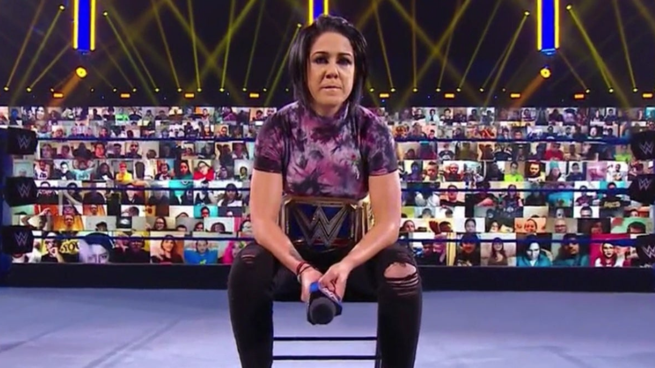 Bayley opens up on being left out of Wrestlemania 37