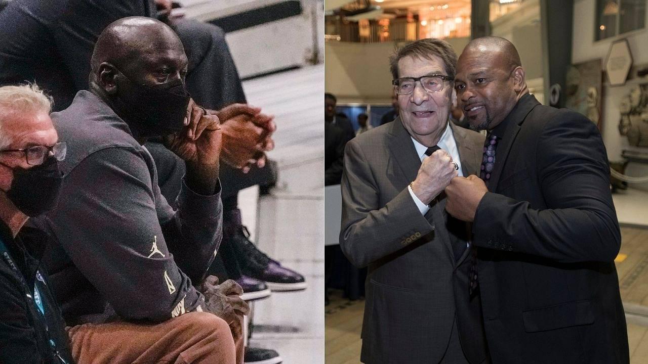 """He called Scottie Pippen better than Michael Jordan"": Roy Jones Jr opens up about when a fan dissed the Bulls legend"