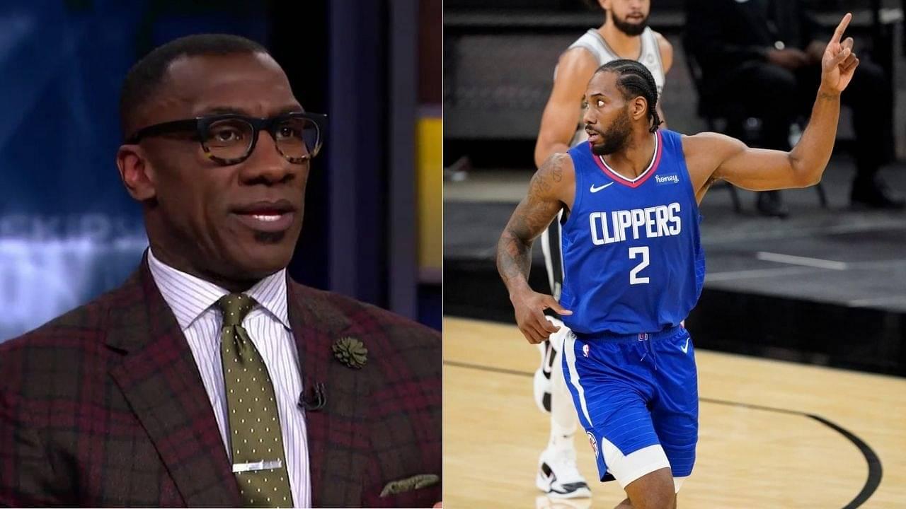 """*cue the Kawhi laugh* A-Ha-Hahaha"": Shannon Sharpe mocks Skip Bayless for backing Kawhi Leonard and the Clippers"