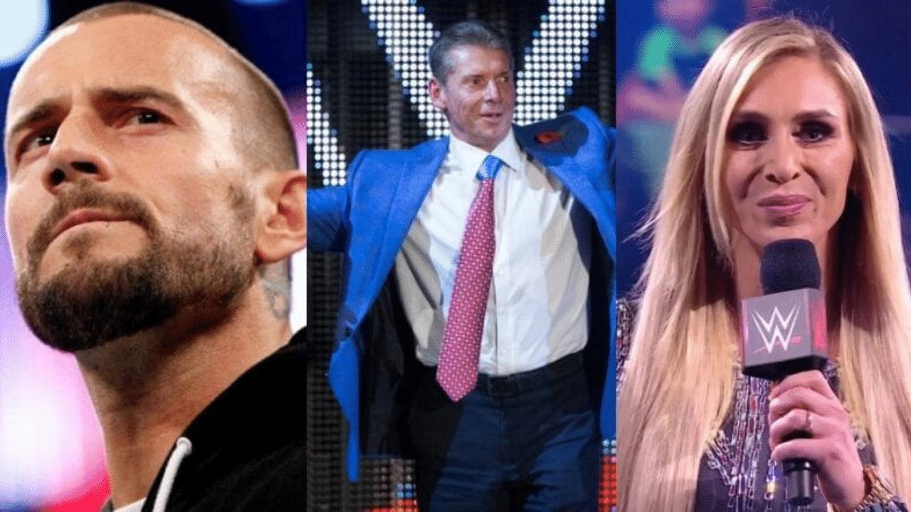 Charlotte Flair refutes CM Punk's rumor about Vince McMahon
