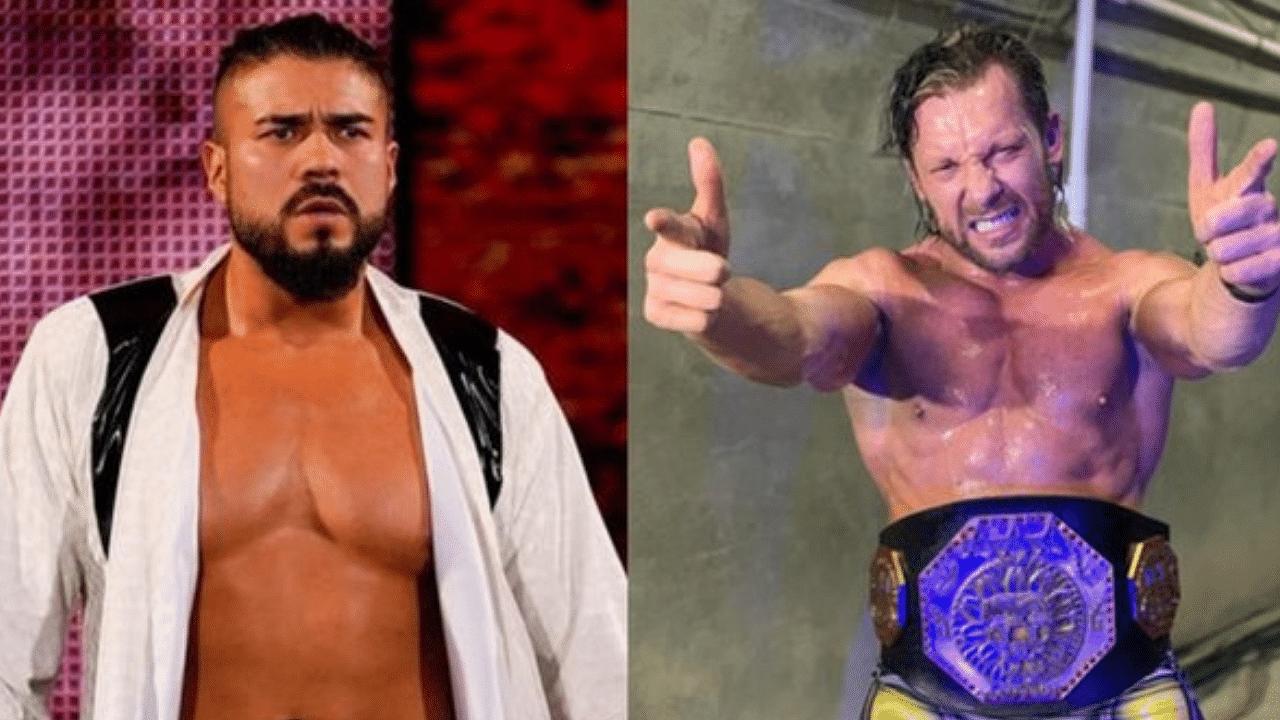 Andrade wants AAA Mega Championship match at Triplemania, Kenny Omega responds