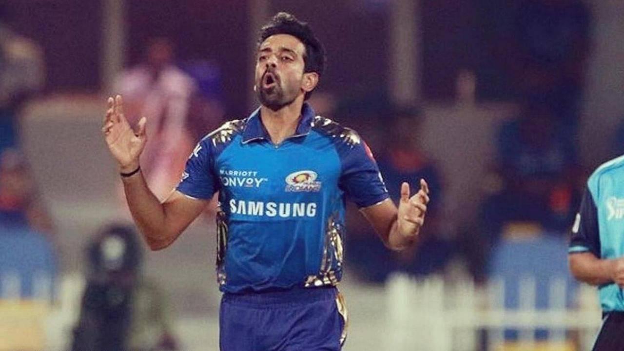 Dhawal Kulkarni IPL 2021: When was the last time Kulkarni represented Mumbai Indians in the IPL?