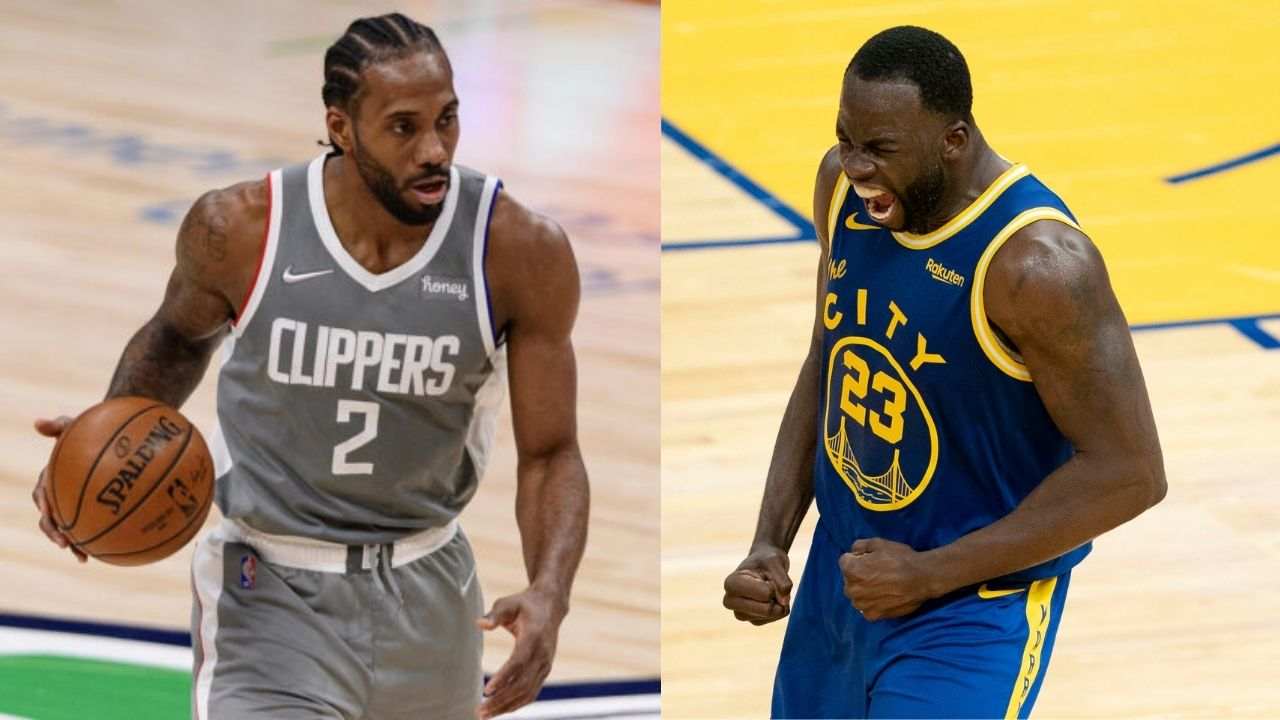 'Get Kawhi Leonard to Warriors': Draymond Green responds to fan's request for teaming 'The Claw' with Steph Curry