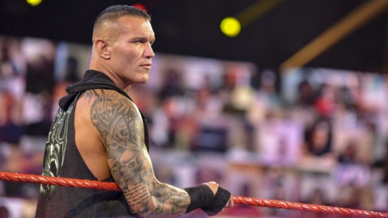 Randy Orton reveals what match changed his oponion on Cinematic matches