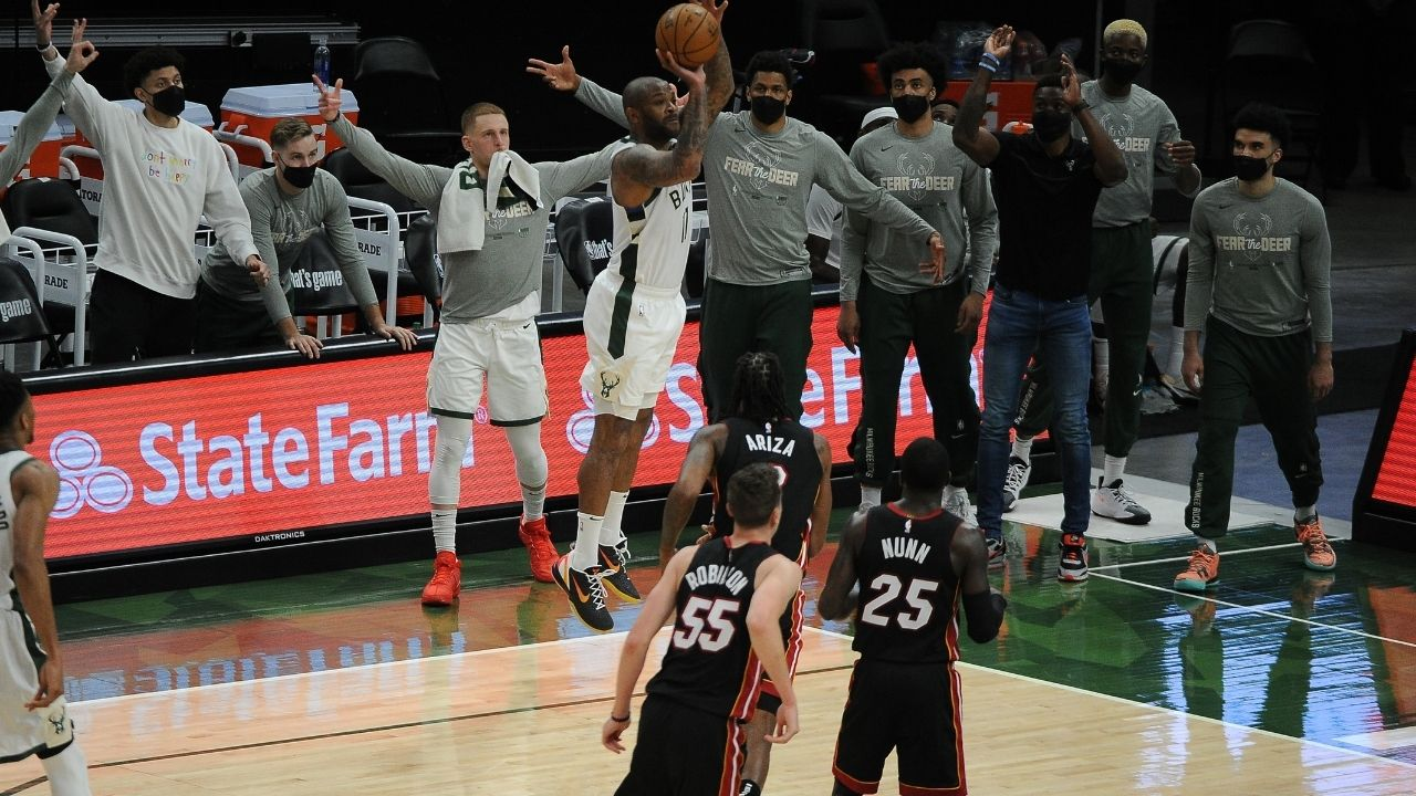 """""""Miami Heat players are ballroom dancers"""": Charles Barkley roasts Jimmy Butler and co for abject performance in Game 2 vs Giannis and his Bucks"""