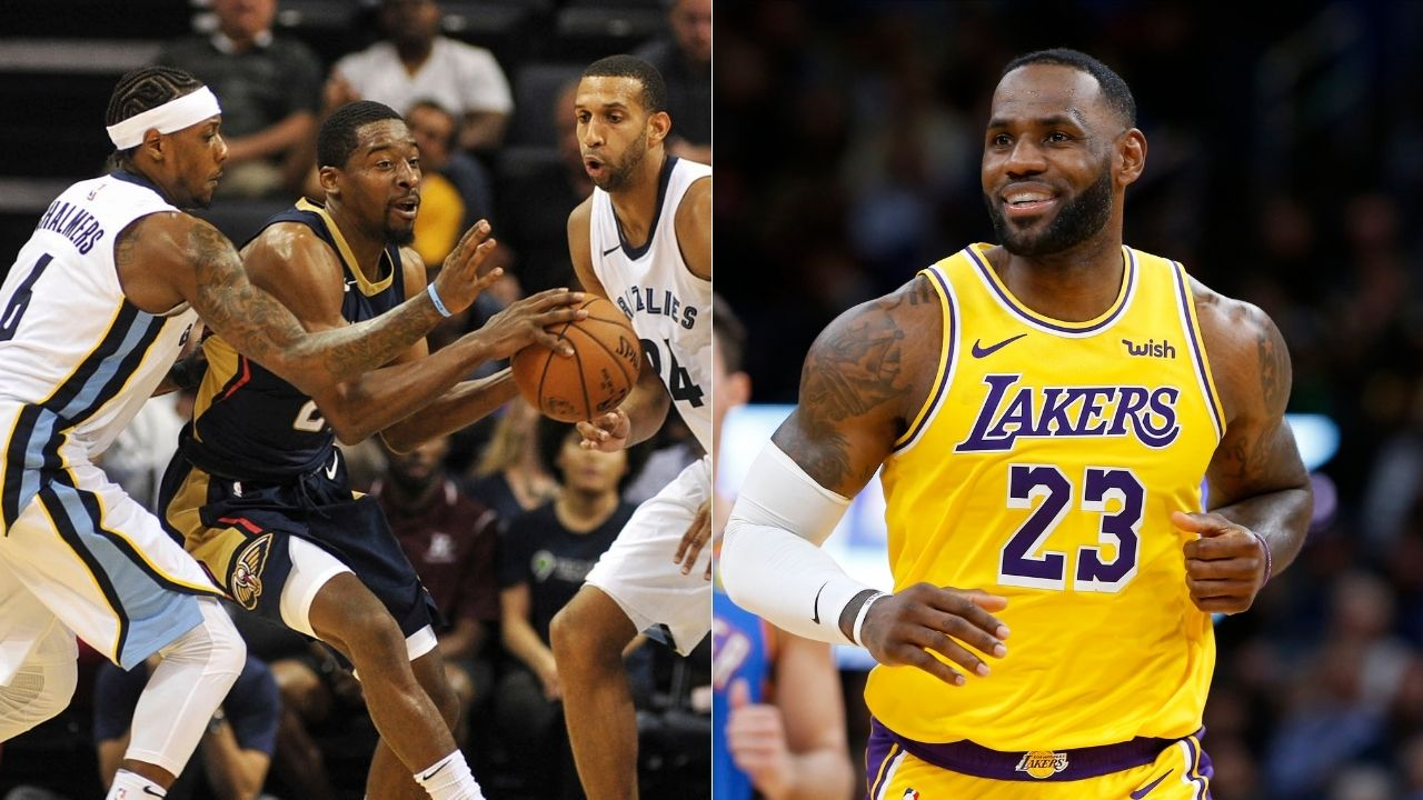 """""""LeBron James got baptized by Jordan Crawford"""": When Nike confiscated all footage of the Lakers star getting dunked on by the future Wizards player"""