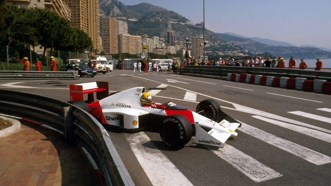 Monaco F1 Track: Circuit Length, Top Speed, Corners Name for circuit de Monaco