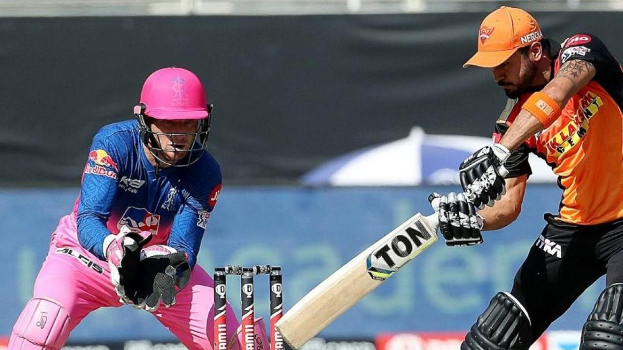 RR vs SRH Head to Head in IPL history | Rajasthan Royals vs Sunrisers Hyderabad IPL Stats | IPL 2021 Match 28